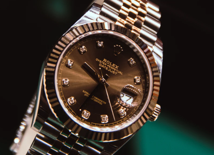 Gebrauchte Rolex